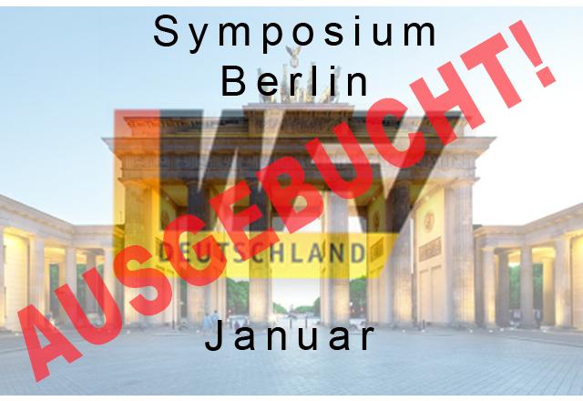 Symposium 2019 Berlin